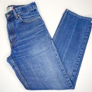 Levis Mens 505 Regular Fit Jeans W33 X L34